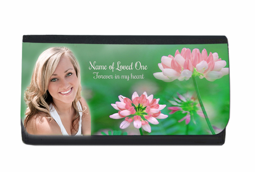 Ambrosia  In Loving Memory Personalized Wallets