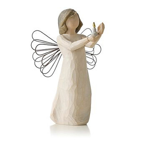 Angel of Hope Willow Tree Figurines view 2