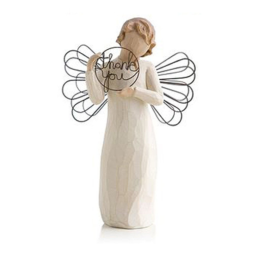 Just For You Personalized Angel Willow Tree Figurines view 2