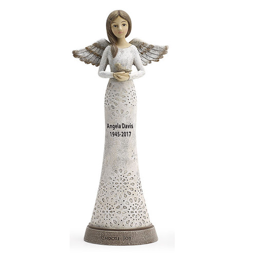 Choose Joy In Loving Memory Angel Figurines