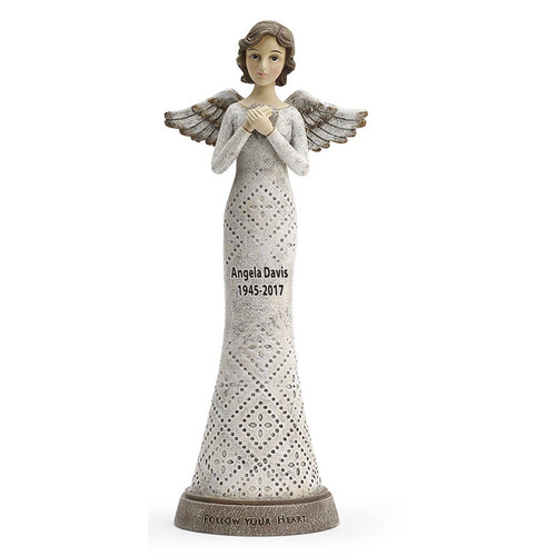 Follow Your Heart In Memory Angel Willow Tree Figurines