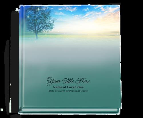 Destiny funeral guest book