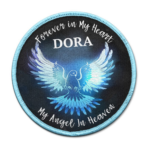 Dove of Peace In Memory Of Patches