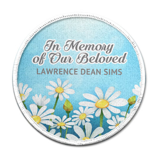 Sun Daisies In Memory Of Patches