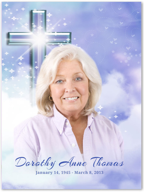 Adoration Memorial Portraits Poster