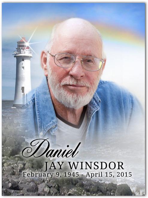 Beacon Memorial Portrait Poster
