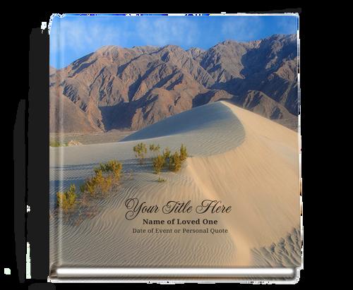 sandy funeral guest book