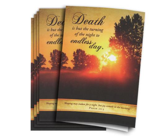 Endless Day Memorial Paper