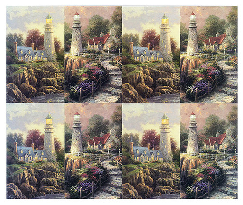 Thomas Kinkade® Sea of Tranquility Prayer Card Paper (Set of 8)