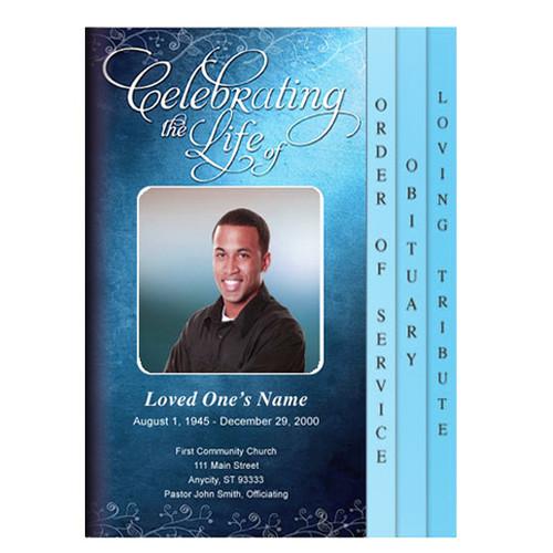 Devotion 8-Sided Graduated Program Template