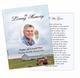 Farm Enlighten DIY Funeral Card Template