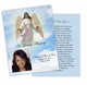 Holy DIY Funeral Card Template