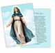 Mary DIY Funeral Card Template