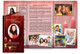 Candlelight DIY Legal Funeral Tri Fold Brochure Template