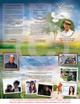 Gardener Legal Funeral Tri Fold Brochure Template inside view