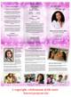 Glitter Legal Funeral Tri Fold Brochure Template inside view
