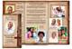 Shepherd DIY Legal Funeral Tri Fold Brochure Template