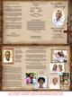 Shepherd DIY Legal Funeral Tri Fold Brochure Template inside view