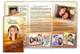 Shine DIY Legal Funeral Tri Fold Brochure Template