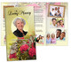 Bouquet Large Tabloid Trifold Funeral Brochures Template