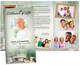Bridge Large Tabloid Trifold Funeral Brochures Template