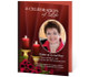 Candlelight A4 Program Funeral Order of Service Template