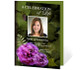 Essence A4 Funeral Order of Service Template