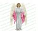 Angelina Angel Vector Clip Art light skin