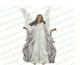 Madonna Angel Funeral Clipart dark skin