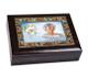 Angelic Jewel Music In Loving Memory Memorial Keepsake Box