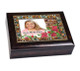 Austere Jewel Music In Loving Memory Memorial Keepsake Box