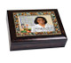 Chef Jewel Music In Loving Memory Memorial Keepsake Box