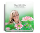 ambrosia funeral guest book with photo