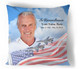 Air Force In Loving Memory Toss Memorial Pillows