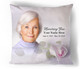 Beloved In Loving Memory Memorial Pillows