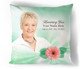 Blossom In Loving Memory Memorial Pillows