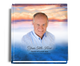 Dusk funeral guest book with photo