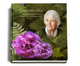 Essence funeral guest book with photo