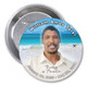 Caribbean In Loving Memory Memorial Button Pins