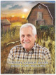 Barn Memorial Portrait Poster