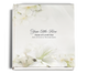 lily funeral guest book