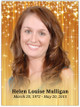 Brilliance In Loving Memory Memorial Portrait Poster
