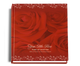 passion funeral guest book