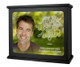 Lush Outdoors In Loving Memory Photo Light Box Memorial