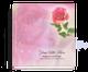 petals funeral guest book