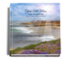 seascape funeral guest book