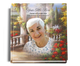 tuscany funeral guest book with photo