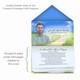 Spring Hillside Envelope Fold Funeral Program Design & Print (Pack of 25)