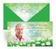 Daisy Delight Envelope Fold Funeral Program Design & Print (Pack of 25)