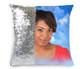 Cloudscape Memorial Magic Swipe Reversible Mermaid Sequin Pillow